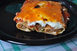 Cannelloni stuffed with braised, the kitchen of leftovers ...
