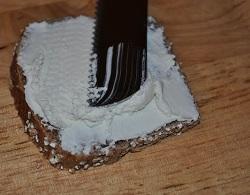 """The spreadable cream cheese, type """"philadelphia"""""""