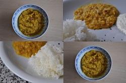 Dhal lentils