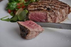 Beef pavé