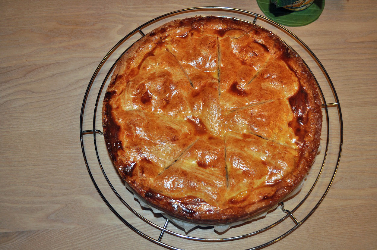 The apple pie of Nonna Duck