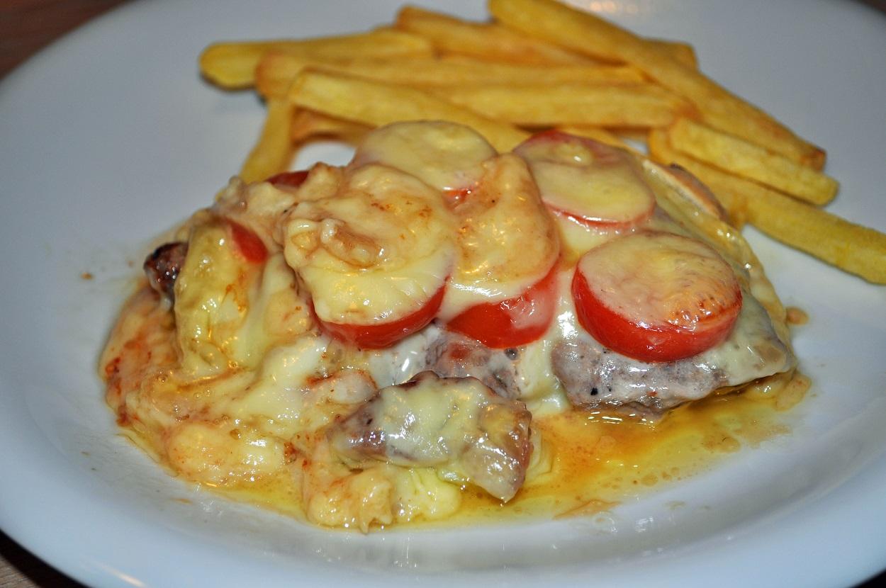 Valais cutlet - Walliser Schnitzel